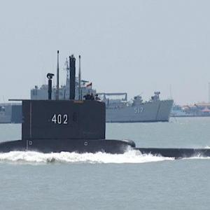 【韓国で改造】インドネシア海軍の潜水艦が行方不明に