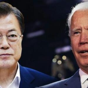 縮小していく米韓同盟