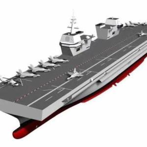 現代重工とKAIで韓国型軽空母の共同開発事業協力を決定