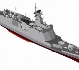 【韓国海軍】対潜水艦能力強化の新型護衛艦の進水に沸く