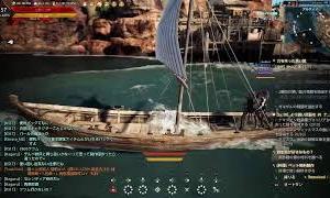 [黒い砂漠PS4] モバイル経験者が始めるPS4生活 #7 クザカと漁船作りに挑戦! #黒い砂漠Mの民と繋がりたい
