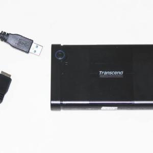 ポータブルHDDのランプが付かず接続できない時にデータを救出