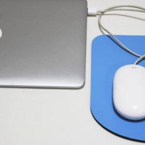 Macパソコンでマウスポインタの動作がおかしくなった時に修復