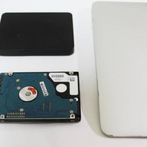 外付けHDDがMacパソコンで認識しない時に復旧するには?