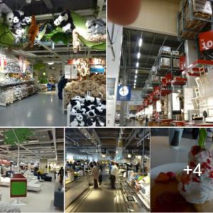 初『IKEA』・・コストコやニトリに共通点‥多数だね