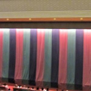 10月芸術祭 大歌舞伎 「御摂勧進帳」&今日はフラフープの日