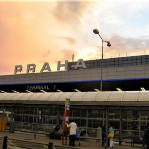 回想ーチェコの旅  プラハ
