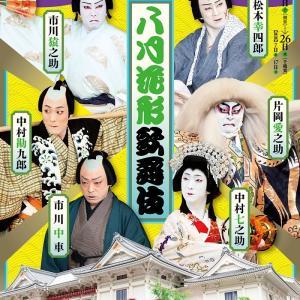 8 月花形歌舞伎 チケット