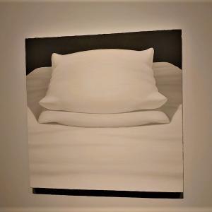 「眠り展:アートと生きること」を見た。