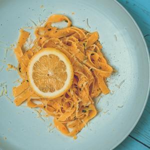 【レモンパスタ】これは簡単美味い!さっぱり濃厚レモンパスタレシピ