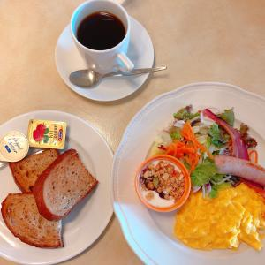 もりもり朝食