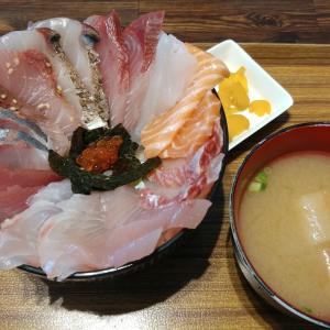 リーズナブルな海鮮丼!箱崎ふ頭にある海鮮丼てんやに行ってみた