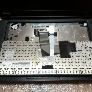【ThinkPad E420】キーボードの交換とその分解手順一覧(Lenovo製)