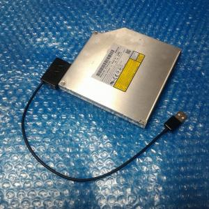 取り外したノートPC用光学ドライブの再利用について(外付けDVDドライブ化)
