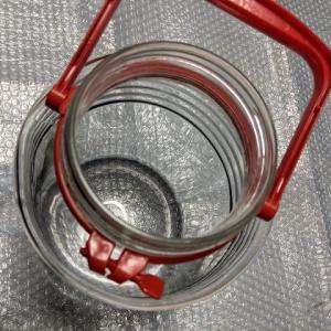 果実酒の保存瓶に使う内蓋/内フタを紛失したので代替品を東洋佐々木ガラスで購入