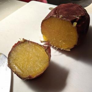 簡単な干し芋と切り干し大根の作り方/レシピや注意点など(パール金属製ひもの干し網を使用)