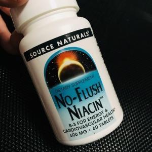 【iHerb】かゆさからの解放「ノーフラッシュナイアシン」に変えてみた効果は?