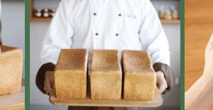 受賞低糖質食パン限定出店