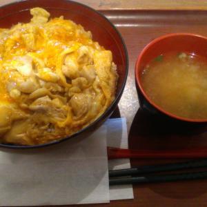 コスパなかなか「奇跡の親子丼」(亀有)