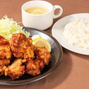 唐揚定食499円