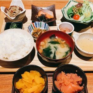 朝定食500円