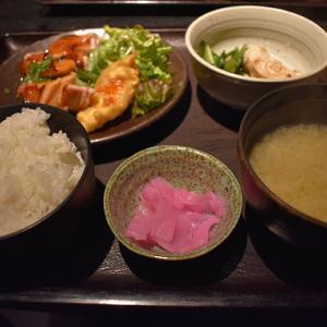 梅干付「薬味屋」(日本橋)