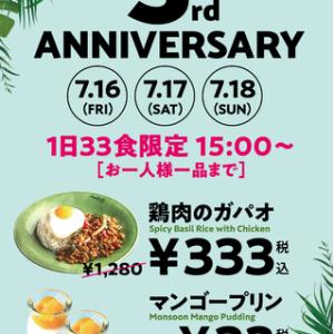 1280→333円等