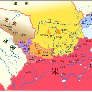 五胡十六国時代 河西回廊の魔法使い・沮渠蒙遜㉑ 426年~427年 北魏の統万城攻略