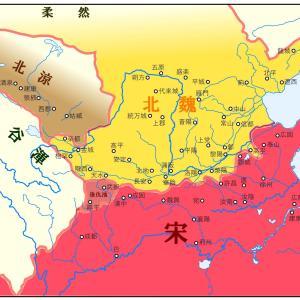 五胡十六国時代 河西回廊の魔法使い・沮渠蒙遜㉔ 最終回 431年~439年 沮渠蒙遜の死と北涼の滅亡