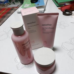 桜色の化粧品