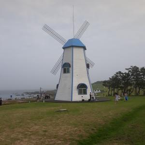 懇切岬(간절곶)灯台の丘
