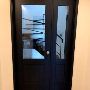 内装ドアはPanasonicのベリティス クラフトレーベル