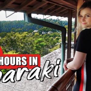 「僕の国にもセミが…」美人Youtuberが茨城県を紹介 海外の反応