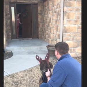 ずっと犬を欲しがっていた娘が、ボランティア施設で出会ったワンちゃんとサプライズ再会。そして家族へ。 海外の反応