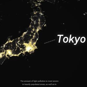 NASAのとある航空写真が示す、数々の物語とは。 海外の反応