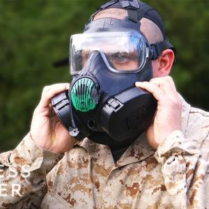 「ガス室の中でガスマスクを・・・」アメリカ海兵隊の壮絶な訓練 海外の反応