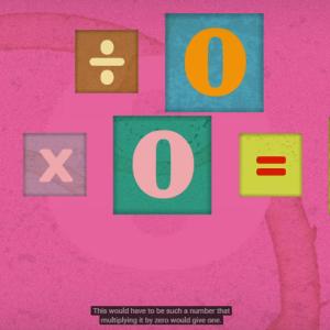 """どうして""""0""""を""""÷""""で割ってはいけないのか。世界のみんなで数学の世界を探検 海外の反応"""