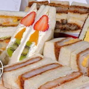 「日本は天才!」日本のサンドイッチの種類が豊富すぎる 海外の反応