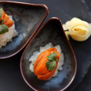 「ウニと和牛のコンビネーション!」一度は食したい銀座寿司さいしょのうにく 海外の反応