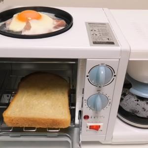 目玉焼きとトーストとコーヒーが一度に!超便利なモーニングセット 海外の反応