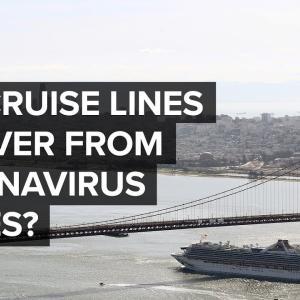 クルーズ船はコロナショックから復活できるか? 海外の反応