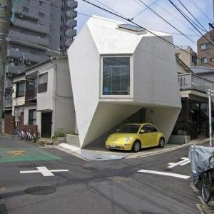 「日本や韓国は電線が丸出し」日本の変形狭小住宅に海外が興味津々 海外の反応