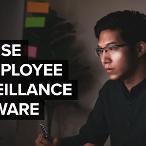 「そのうちトイレにセンサーも」オンラインで労働者を監視する経営者 海外の反応