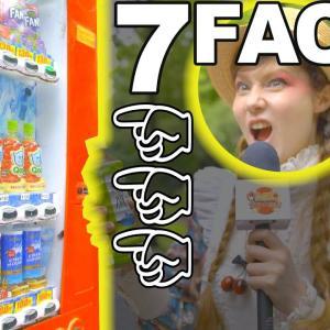「左利き用自販機はないの?」日本の自販機についてじっくり紹介! 海外の反応