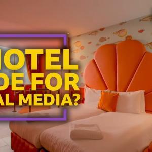 世界一インスタ映えするホテル? 海外の反応