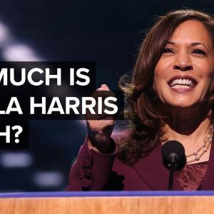 アメリカの副大統領候補の黒人女性・カマラハリス 海外の反応