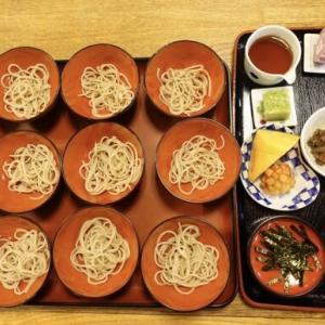 """""""わんこそば""""という日本で最高の食べ物に挑戦♪「死んでしまう…」「好きになってました」海外の反応"""