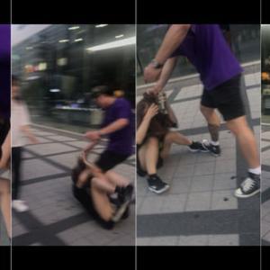 日本人観光客の女性が韓国人・男性に暴行された映像に波紋 その後、警察によって映像に映っていた男の身柄が確保される 海外の反応
