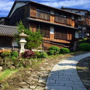 中山道 木曽2宿をめぐる旅