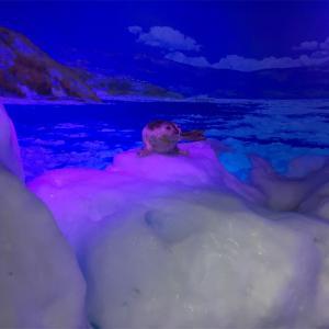 流氷の世界  『オホーツク流氷館』